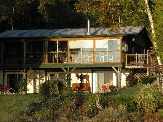 Green Bay Lodge : The Lodge