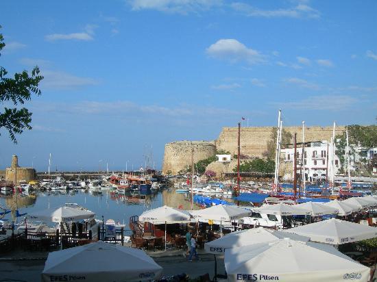 Nostalgia Hotel: Kyrenia harbour