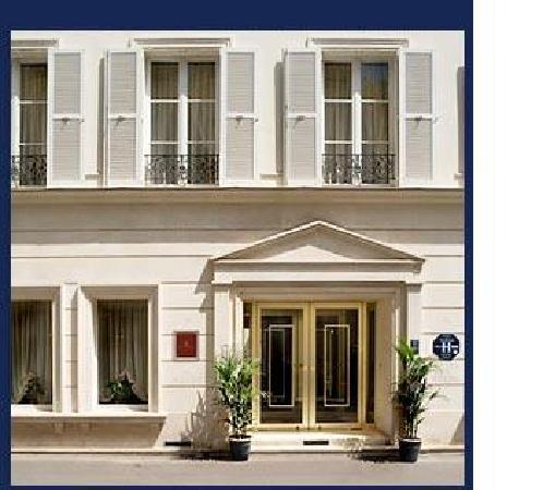 Hotel de Suede St. Germain: 31 Rue Vaneau