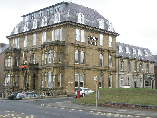 The Grand Hotel At Tynemouth