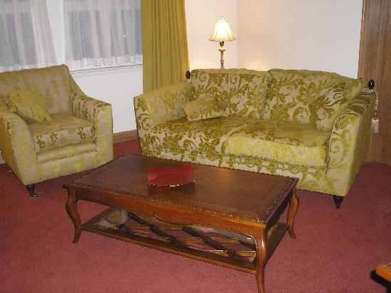 Woodland House Hotel: Queensbury Suite