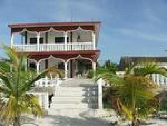 Ecohotel Flamingo Playa: front view flamingo