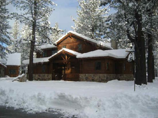 Old Greenwood Resort - Tahoe Mountain Lodging: The cabin we stayed in