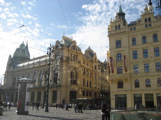 Hotel Kings Court: A 20m de la Maison Municipale pour les amateurs de concerts