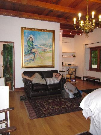 Akademie Street Boutique Hotel and Guest House: Relaxing in Twyfeling