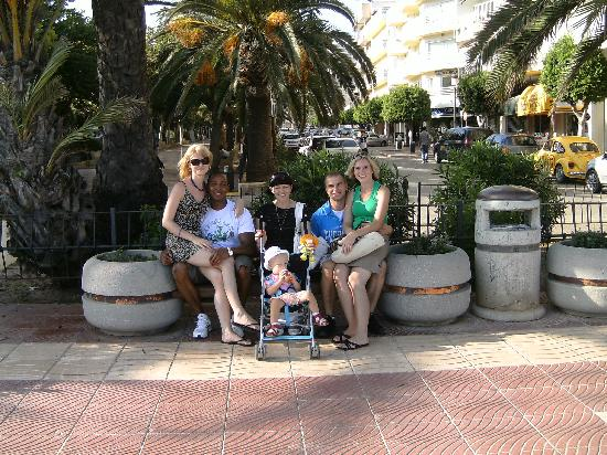 Apartments Es Cane: DAY OUT IN NEARBY SANTA EULARIA