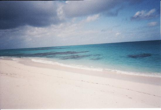 Club Med Columbus Isle: secluded beaches
