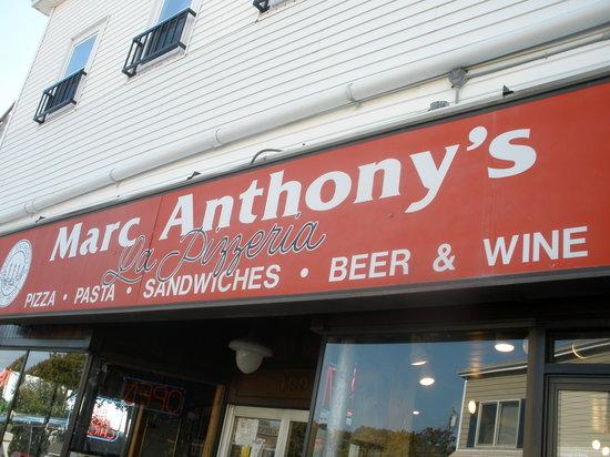 Marc Anthony's Restaurant: Marc Anthonys