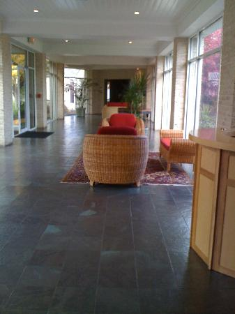 Inn Walden: Lobby
