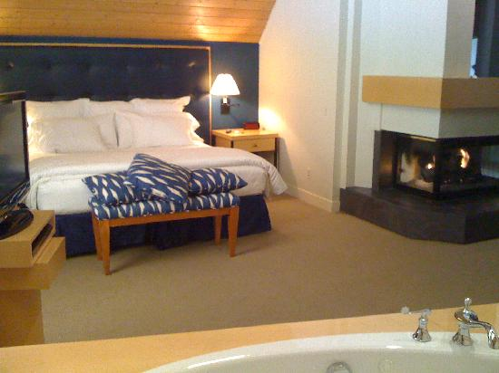 Inn Walden: Suite 5 bed