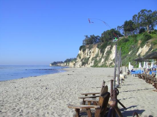 Paradise Cove Beach Cafe Malibu 4 18 09