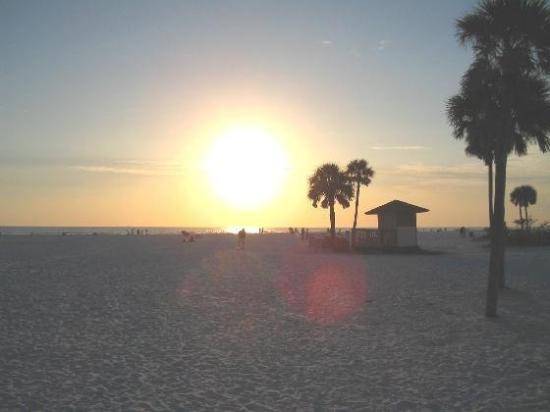 Crescent Beach: Siesta Key, Sarasota, FL