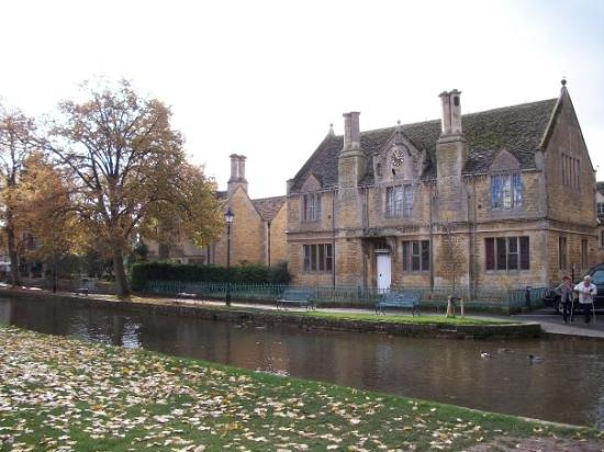 Снимок Bourton-on-the-Water