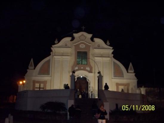 Iglesia Nuestra Señora de la Merced - Alta Gracia - Noviembre 2008