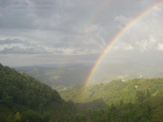 16.08.2008 Ordu Double Rainbow