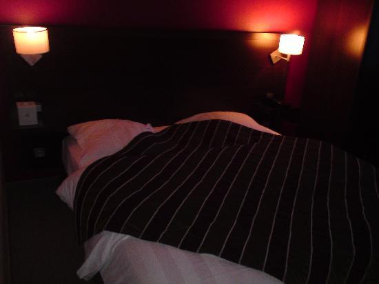 Le Hohwald, France : la chambre