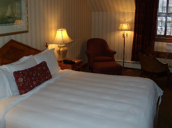 The American Club : Bedroom