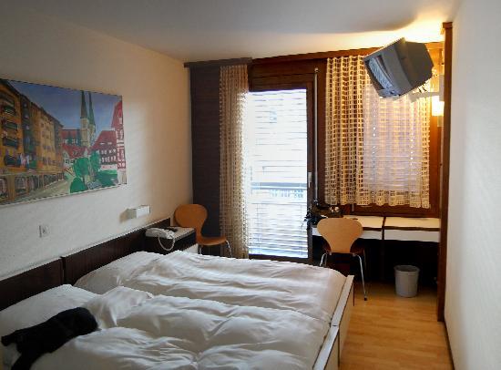 Weinhof Hotel Restaurant: Standard Twin