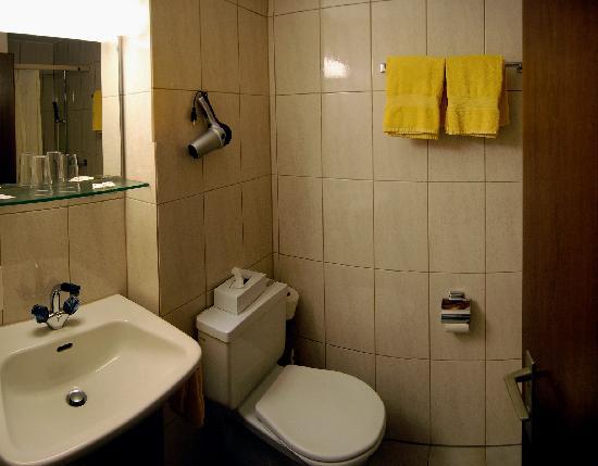Weinhof Hotel Restaurant: Washroom