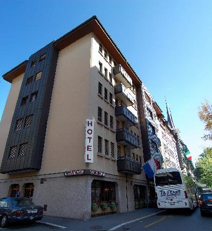 Weinhof Hotel Restaurant: Hotel
