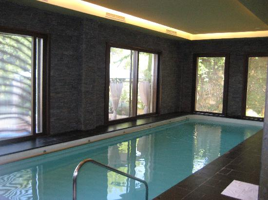 Hotel El Rodat: La piscina del Spa
