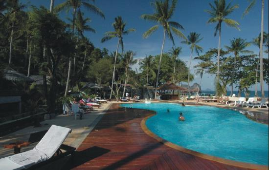 Ko Ngai, Thailand: swimming pool 2