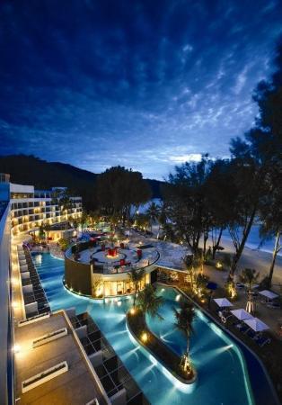 Hard Rock Hotel Penang : Swimming Pool