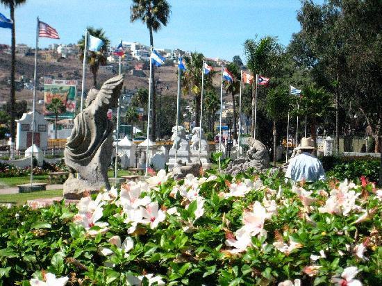 Rivera del Pacifico: Centro de covenciones Riviera