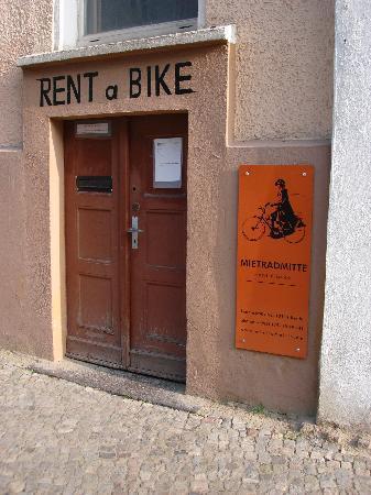 Karlito Apartmenthaus: Mietradmitte