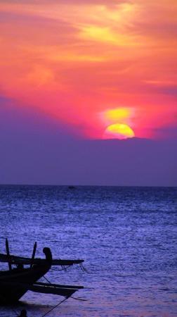 Ras Nungwi Beach Hotel: unglaublich schön.....
