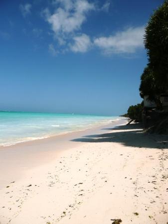 Ras Nungwi Beach Hotel: wunderschöner strand