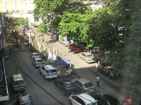 Bangkok City Inn: Room view