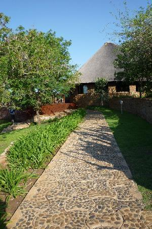 Esikhotheni Lodge: Wonderful accommodation