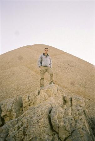 Mount Nemrut: Nemrutun fethi 2004