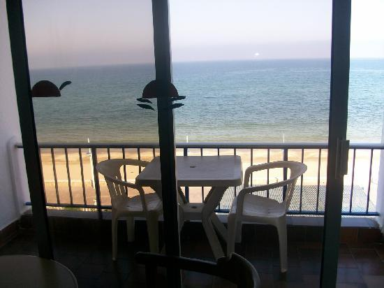 Hotel Golden Beach: From my room