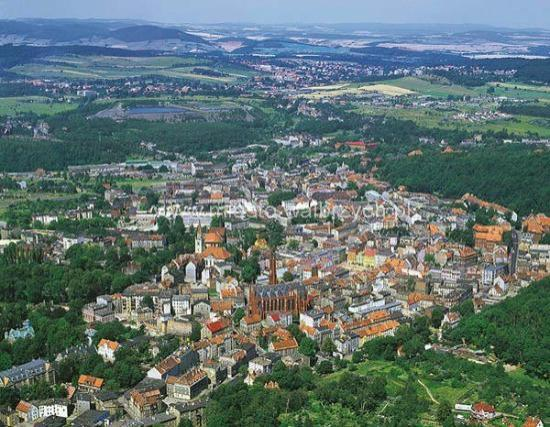 Walbrzych, Polen: it's  always nice to see my home town again and again and again :-)