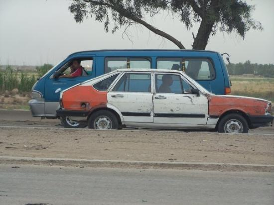 Nice Vehicles Eh Picture Of Baghdad Baghdad Province Tripadvisor
