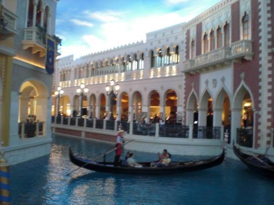 โรงแรมเวเนเชียน รีสอร์ท คาสิโน: The Venetian