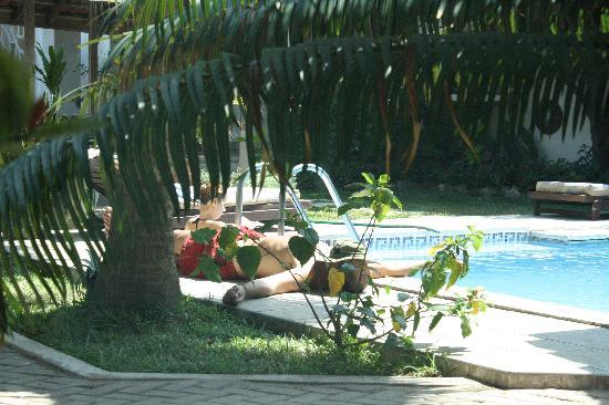 La-Paradise Inn : relax after work