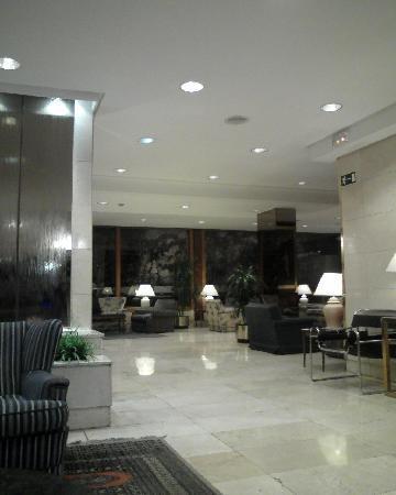 Gran Versalles Hotel : The Hotel Lobby