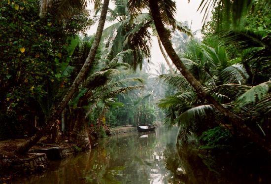 Pooppallys Heritage Home: Promenade en bateau