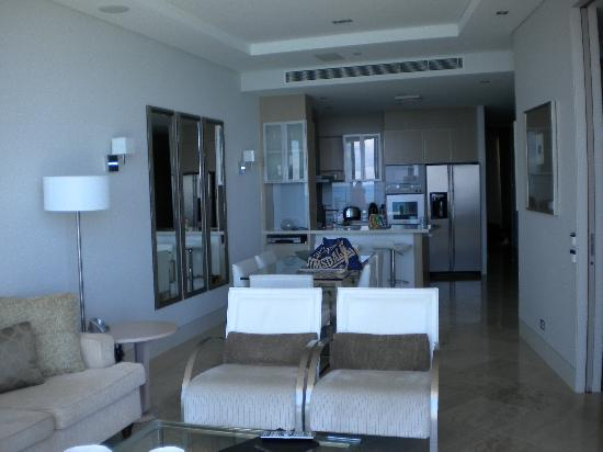 Oceans Mooloolaba: Living area