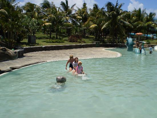 Belle Mare : Kids pool