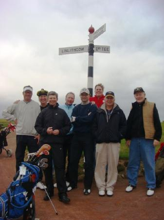 Kingsfield Golf Centre: Euro America Cup at Kingsfield