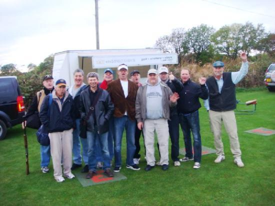 Kingsfield Golf Centre: Svein in missing?