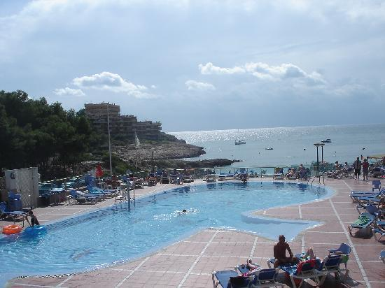Cala Font Hotel: piscine