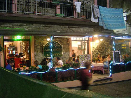 La Scogliera: Restorante La Scoglier in Manarola