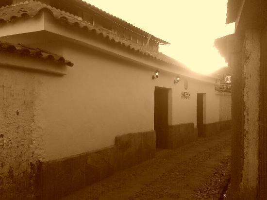 Andean South Inn: las calles de san blas