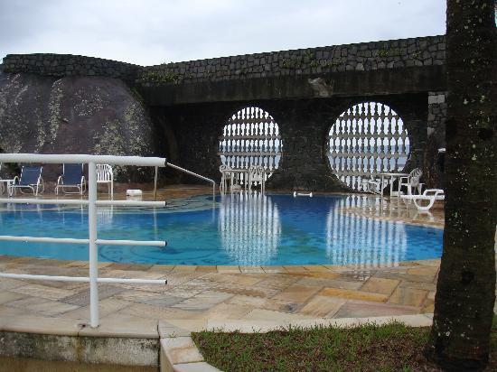 Hotel Mercedes: The swimmingpool