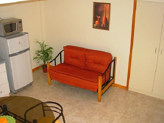 Hostal Balmaceda: Interior View of an apartment